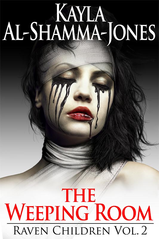 The Weeping Room Book Cover Art