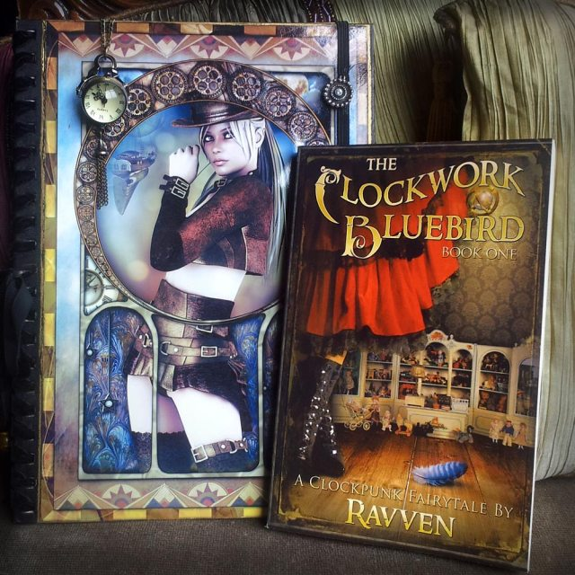The Clockwork Bluebird Giveaway