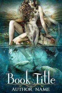 Pre designed book cover art