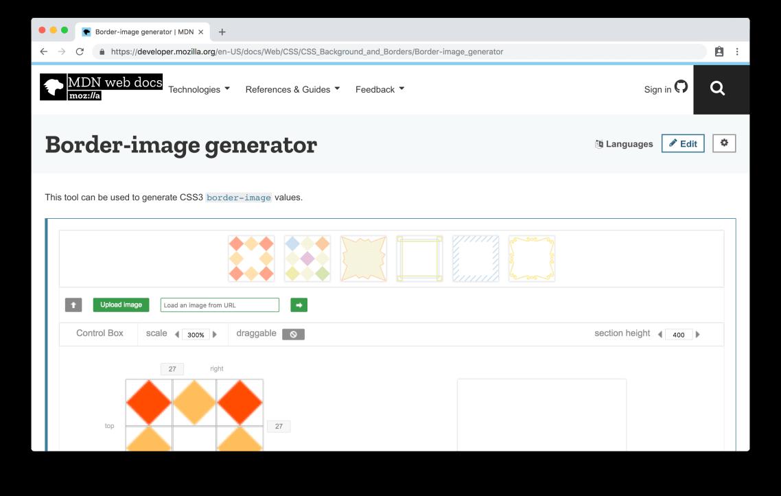 developer.mozilla.org/en-US/docs/Web/CSS/CSS_Background_and_Borders/Border-image_generator