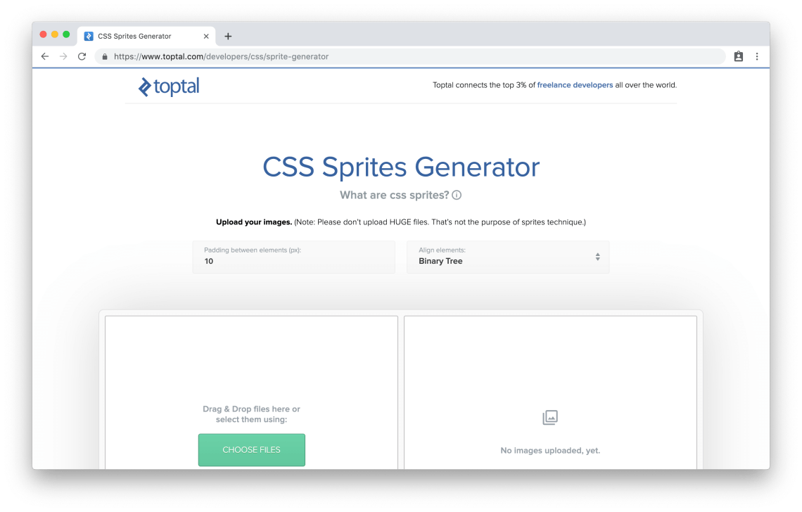 toptal.com/developers/css/sprite-generator