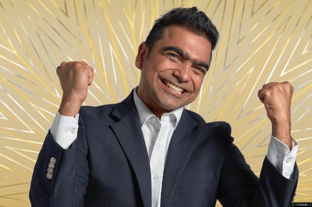 Is Karthik Nagesan from Celebrity Big Brother Derek gay?