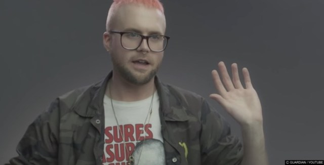 Is Christopher Wylie gay?