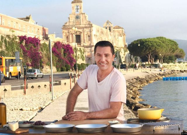 Is Gino D'Acampo gay or straight