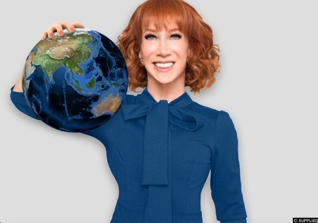 Kathy Griffin is coming to the UK on Tour