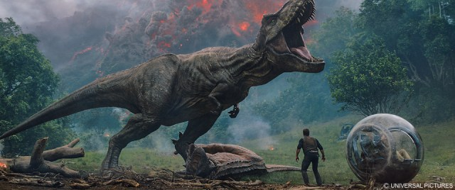 FILM REVIEW | Jurassic World: Fallen Kingdom