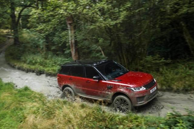 Range Rover Sport SVD6 review