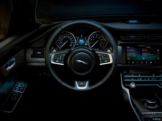 Jaguar XF R-Sport 240ps AWD review