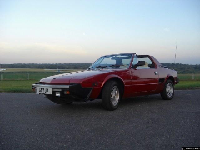 VINTAGE CAR REVIEW | Fiat X1/9