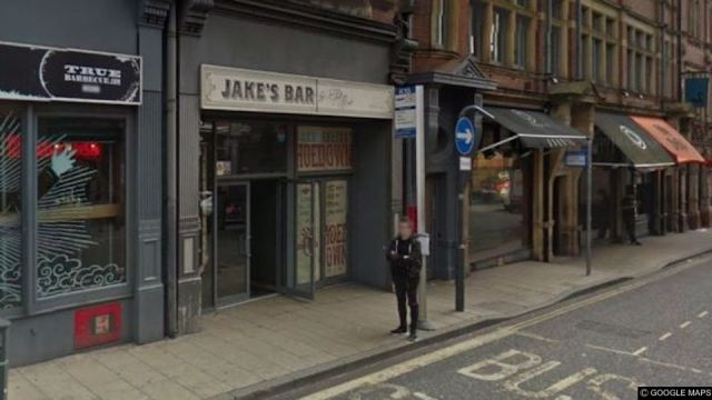 Gay couple barred from venue, leeds