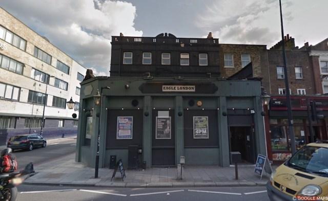 homophobic attack london,