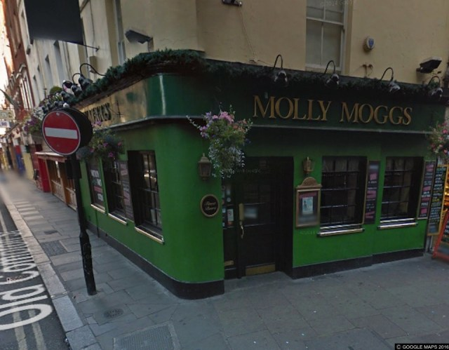 Molly Moggs has reopened