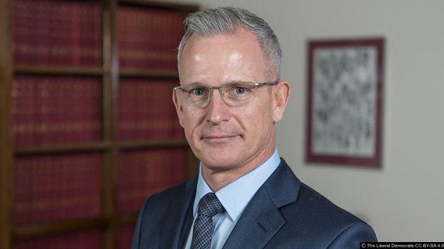 Brian Paddick resigns the Lib Dems