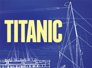 Book tickets for the Titanic The Musical Tour 2018
