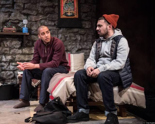 THEATRE REVIEW | The Retreat, Park Theatre, Finsbury Park, London