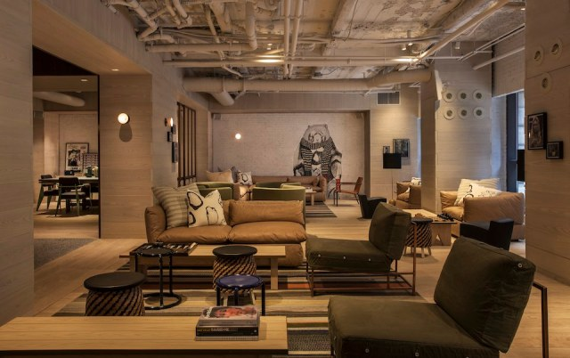 The Moxy Times Square review