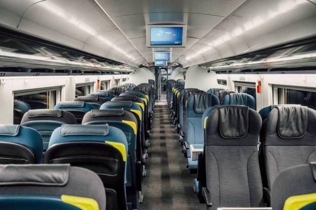What's it like to travel on Eurostar