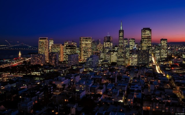 Win a holiday to San Francisco
