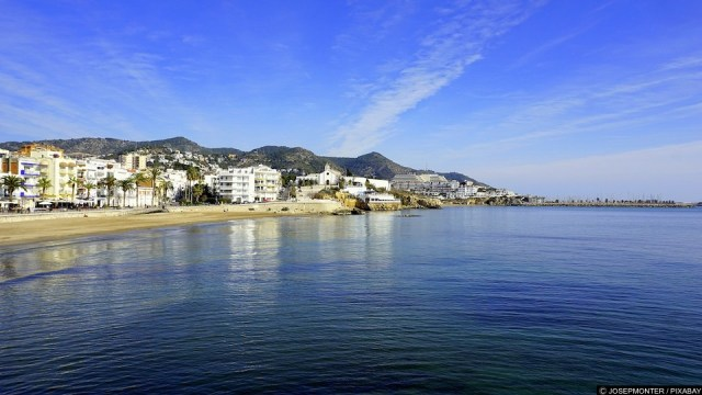 24 hours in Sitges