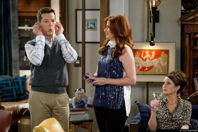 When will Will And Grace be on TV in the UK