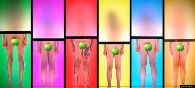 Channel 4S Naked Attraction Had Trans And Pan Dating -7126