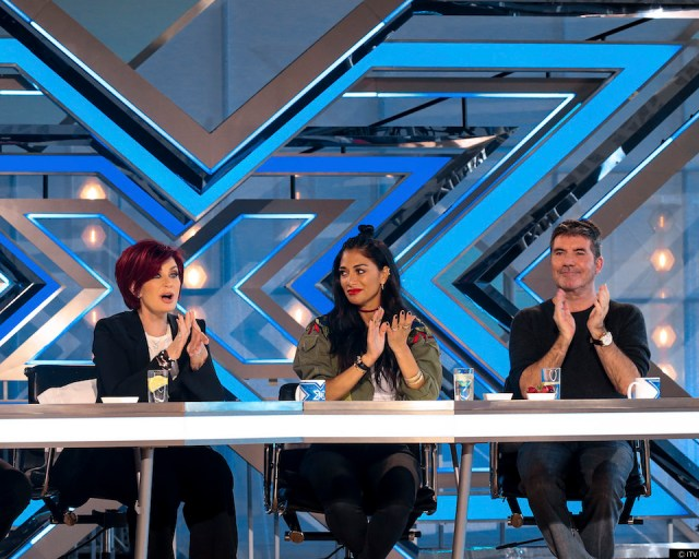 x factor ratings are down