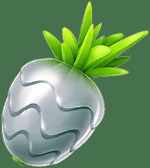 Silver Pinap Berry Pokemon GO