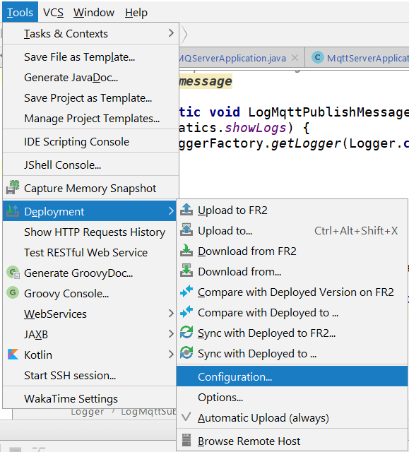 Remote Debug Java Spring Boot in Intellij IDEA – Pupli
