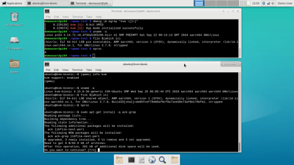 Ubuntu Server 18.04 arm64 on RPi3B+ - Raspberry Pi Forums