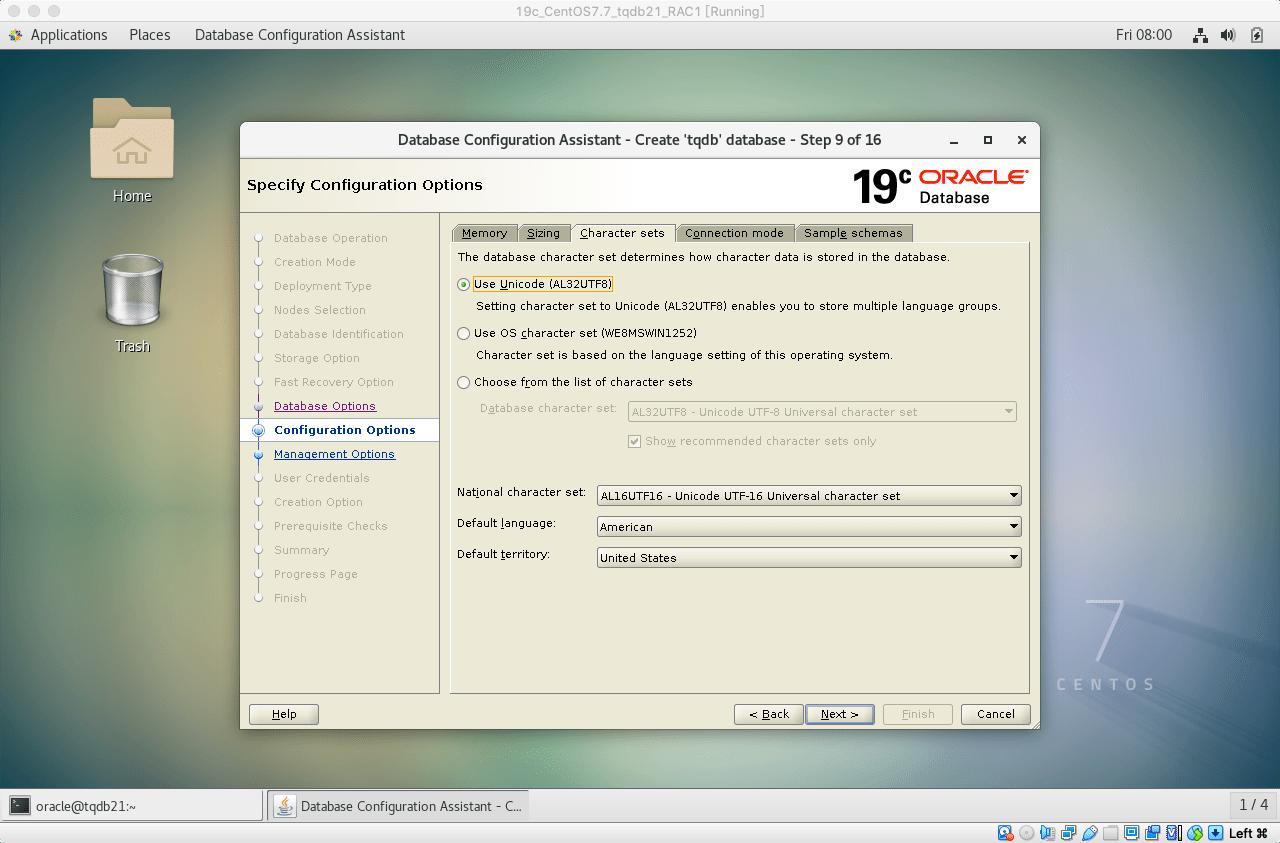 19cRACdbca建库12