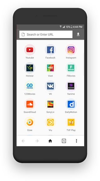 Download Videoder - Available on android and pc