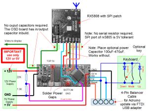 wireing diagram · markohoepkenrx5808_pro_osd Wiki · GitHub