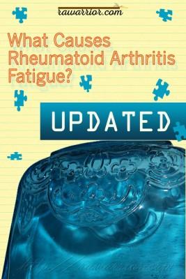 causes rheumatoid arthritis fatigue