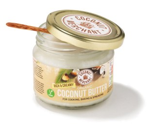 Coconut Merchant Coconut Butter
