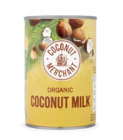 Coconut Merchant Coconut Milk