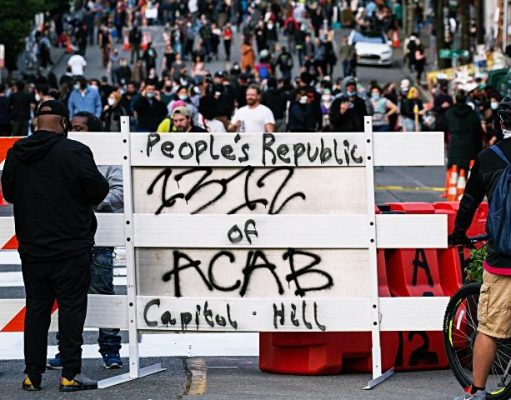 SEATTLE 'AUTONOMOUS ZONE' HAS A BORDER WALL, CONDUCTS 'DEPORTATIONS'