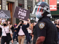 Police Officers All Over America Are Quitting Their Jobs Because Of The George Floyd Protests