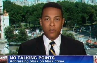 "CNN's Don Lemon Offers 5 Tips To ""End The Violence & Chaos"" In Black Communities"