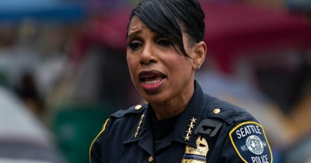 Seattle Police Chief Asks Why Black People Keep Dying In The 'Black Lives Matter' CHOP Zone
