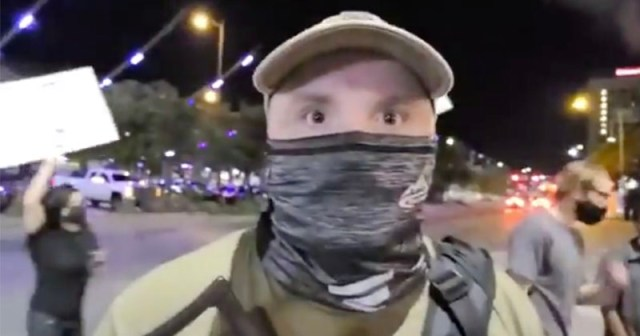 Austin 'Protester' Armed With AK-47 Shot By Driver While Blocking Trafic - rawconservativeopinions