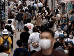 US Deaths Are Starting To Climb; Hong Kong, Tokyo Report New Single-Day Coronavirus Records