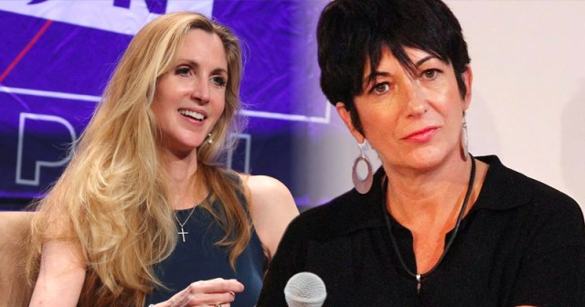 Ann Coulter Warns: 'Get Ghislaine Maxwell On Tape' Before She Dies Like Epstein