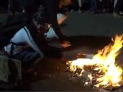 As They Turn To Burning Bibles, Portland Rioters Show Their True Colors