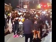 Black Lives Matter Mob Demands White People Move Out of their Homes