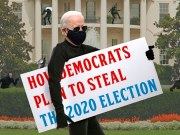 HOW DEMOCRATS PLAN TO STEAL THE 2020 ELECTION
