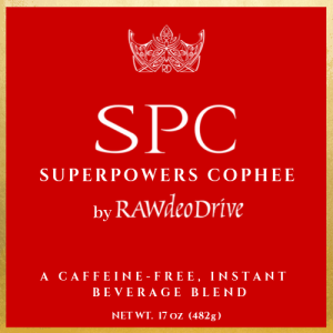 superpowers cophee label