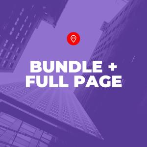 Bundle + Full Page