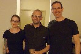 C.V. Hunt, Anderson Prunty & D. Harlan Wilson