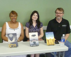 K. Ceres Wright, Heidi Ruby Miller & Mike Arnzen