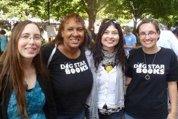 Jennifer Barnes, K. Ceres Wright, Heidi Ruby Miller, Hanna Gribble